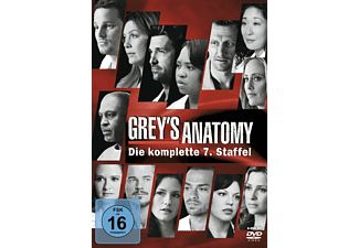 Grey's Anatomy - Staffel 7 Drama DVD