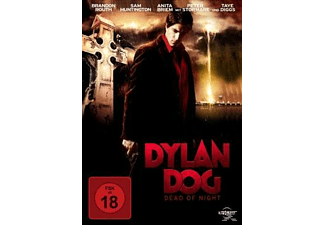 Dylan Dog: Dead of Night - (DVD)