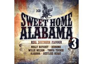 VARIOUS - Sweet Home Alabama Vol.3-Real Southern Flavour [CD]