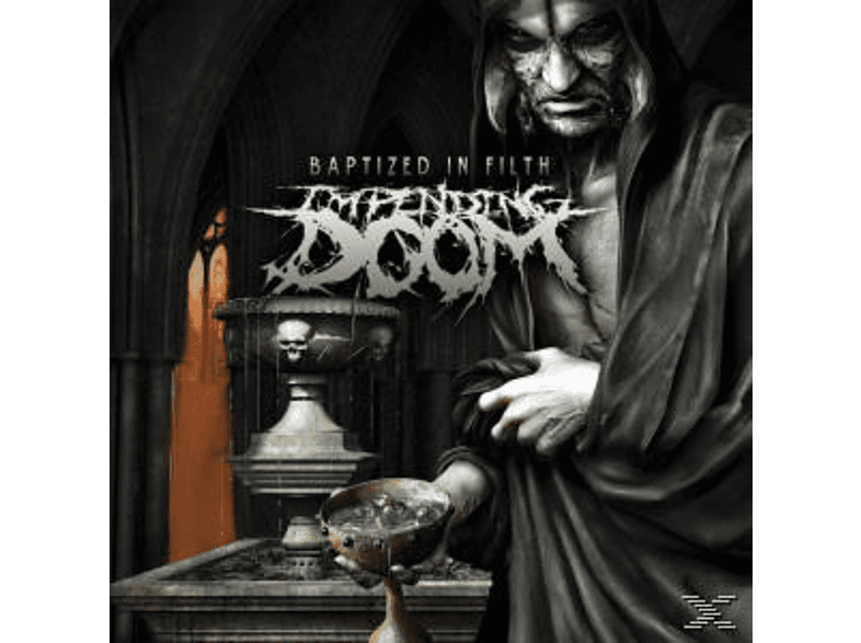 Impending Doom - Baptized In Filth [CD]