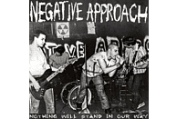 Negative Approach - Nothing Will Stand Our Way [Vinyl]