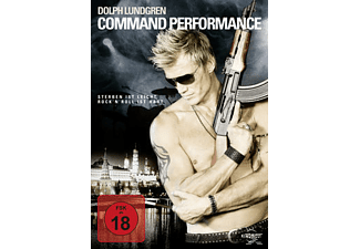 COMMAND PERFORMANCE Thriller DVD