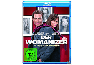 WOMANIZER Komödie Blu-ray