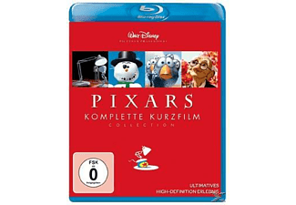 Pixars komplette Kurzfilm Collection Animation/Zeichentrick Blu-ray