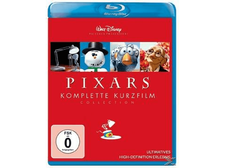 Pixars komplette Kurzfilm Collection [Blu-ray]
