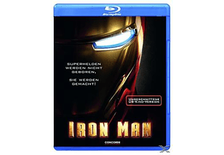 Iron Man Action Blu-ray