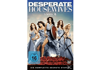 Desperate Housewives - Staffel 6 - (DVD)