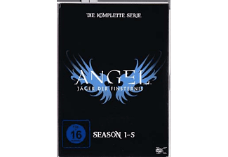 ANGEL (COMPLETE BOX) - (DVD)