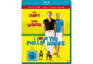 I LOVE YOU PHILLIP MORRIS - (Blu-ray)