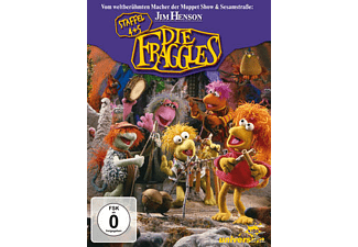 DIE FRAGGLES 4+5 STAFFEL - (DVD)