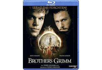 Brothers Grimm - (Blu-ray)
