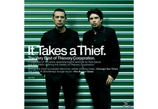 Thievery Corporation - It Takes A Thief.Very Best Of - (CD)