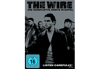 The Wire - Staffel 1 - (DVD)
