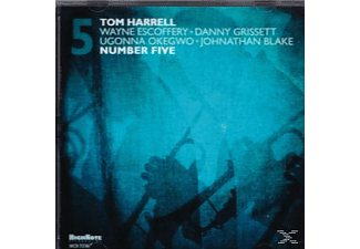 Tom Harrell - Number Five - (CD)