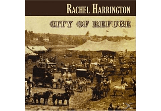 Rachel Harrington - City Of Refuge - (CD)