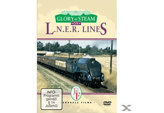 Glory Of Steam On L.N.E.R.Lines - (DVD)