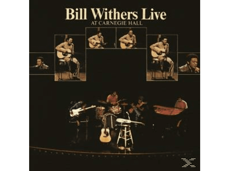 Bill Withers - Bill Withers Live At Carnegie Hall [Vinyl]