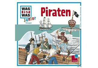 WAS IST WAS? Junior 13: Piraten - 1 CD - Kinder/Jugend