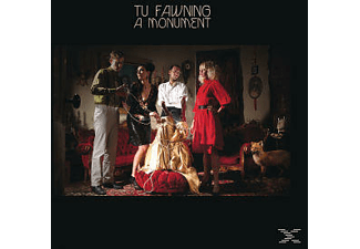 Tu Fawning - A Monument (Ltd. Edt.) - (CD)