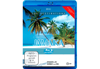 100 DESTINATIONS - JAMAIKA - (Blu-ray)