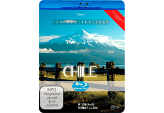 100 DESTINATIONS - CHILE - (Blu-ray)