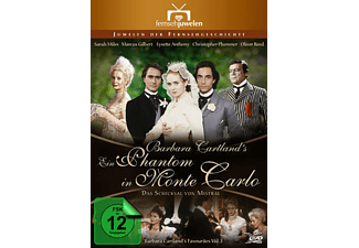 BARBARA CARTLAND S FAVOURITES 3 - PHANTOM IN MONTE [DVD]