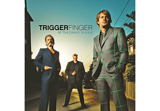 Triggerfinger All This Dancin' Around Rock CD