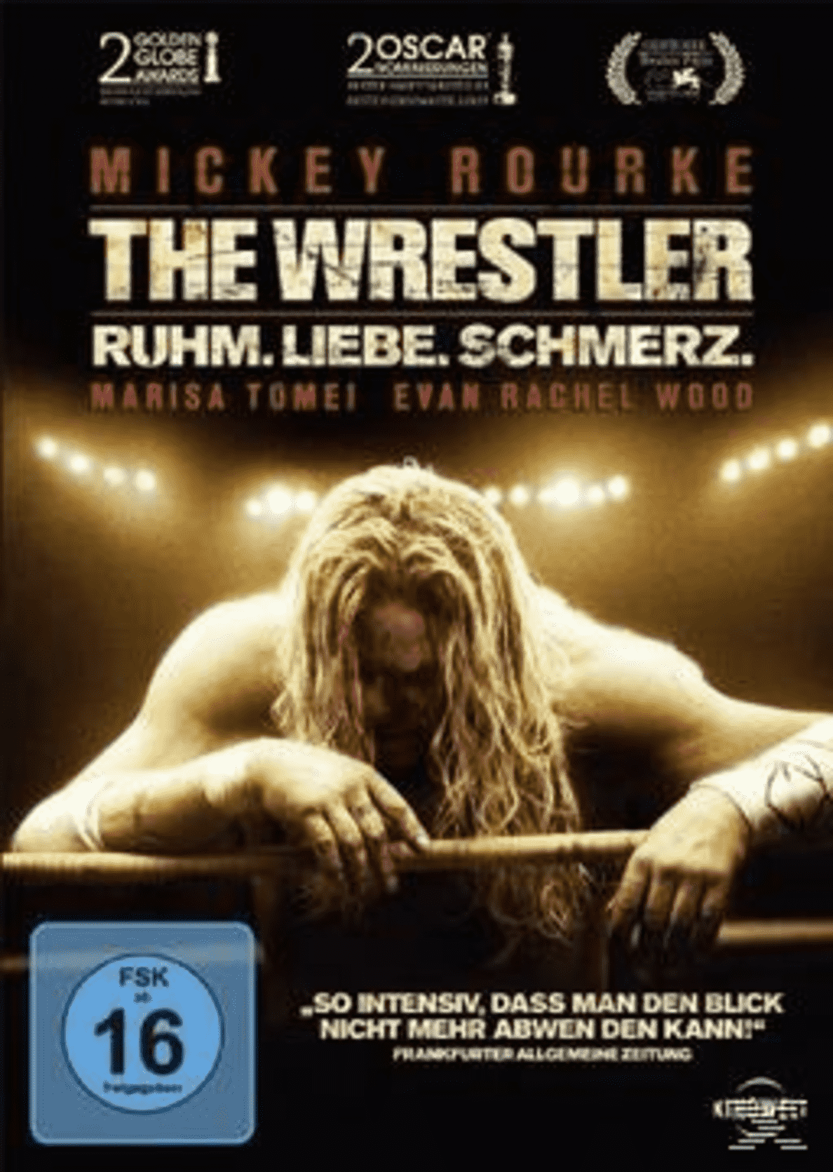 The Wrestler auf DVD