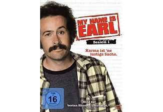 My Name Is Earl - Season 1 DVD-Box - (DVD)