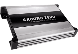 GROUND ZERO Verstärker GZTA 1.800DX