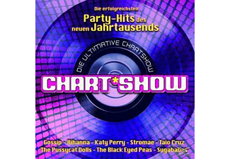 VARIOUS - Die Ultimative Chartshow-Party-Hits (2000-2010) - (CD)
