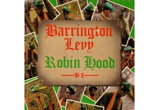 Barrington Levy - Robin Hood - (CD)