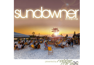 Robbie Miraux, Presented By Robbie Miraux - Sundowner-In The Mix - (CD)