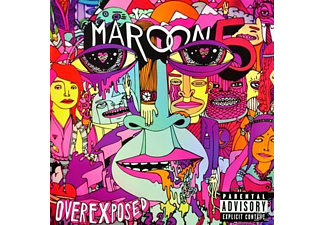 Maroon 5 - Overexposed | CD