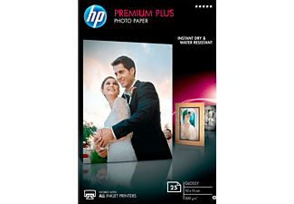 HP HPCR677A 10X15 Preium Plus Glansigt Fotopapper 300 (25)