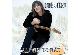 Mike Stern - All Over The Place - (CD)