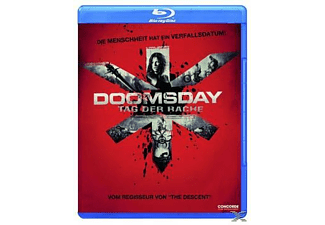 Doomsday - Tag der Rache - (Blu-ray)