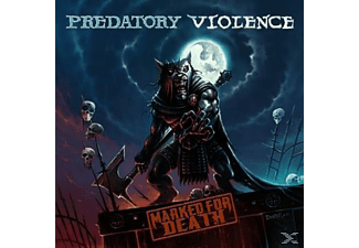 Predatory Violence - Marked For Death - (CD)