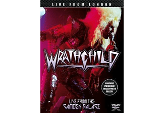 Wrathchild - Live From London - (DVD)