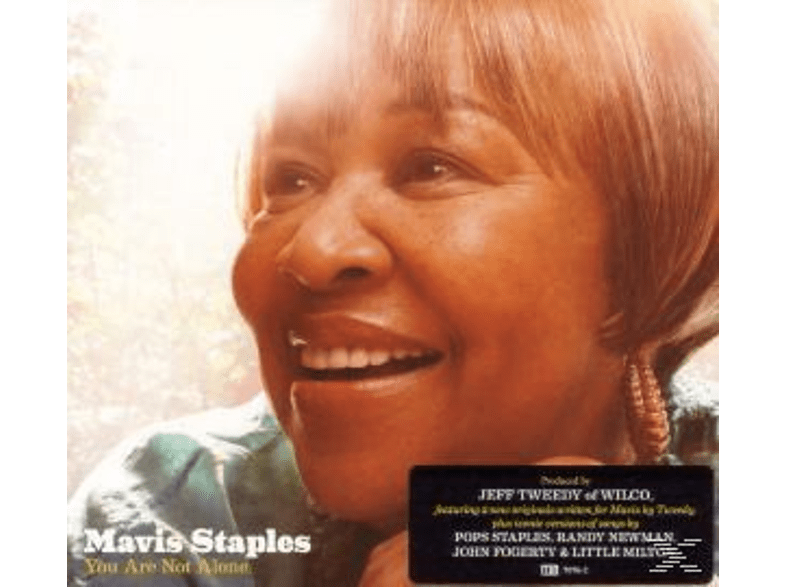 Mavis Staples - You Are Not Alone [CD]
