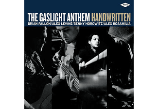 The Gaslight Anthem HANDWRITTEN Rock CD