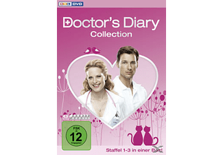 Doctor's Diary - Staffel 1-3 Box Komödie DVD