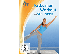 Fit For Fun - Fatburner Workout mit Core-Training - (DVD)