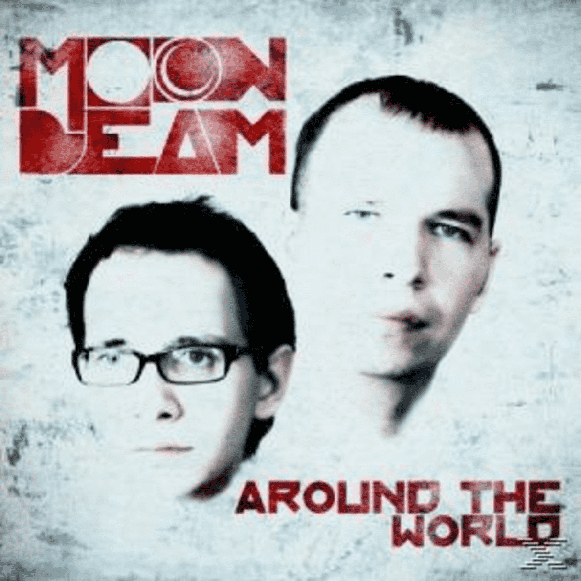Around The World Moonbeam auf CD