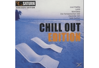 VARIOUS - SATURN CHILL OUT EDITION (SATURN EXCLUSIV) - (CD)