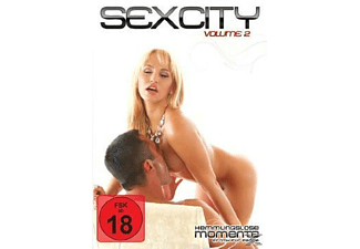 SEX CITY - Hemmungslose Momente, Volume 2 - (DVD)