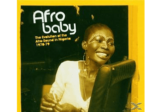 SOUNDWAY/VARIOUS - Afro Baby - (CD)