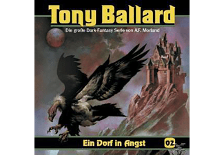 Tony Ballard 02: Ein Dorf in Angst - (CD)