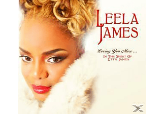 Leela James - Loving You More: In The Spirit - (CD)