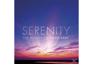 VARIOUS - Serenity - The Beauty Of Arvo Pärt - (CD)